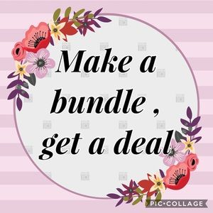 Jewelry - Make a bundle get a deal, 2 + = deal